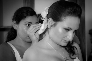 Maquillaje y Peinado para la Novia