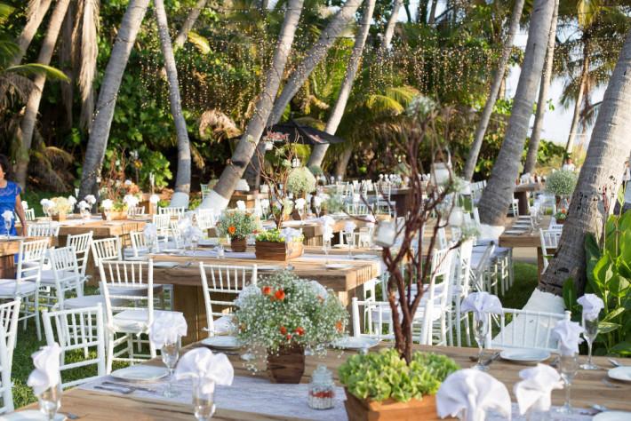 Decoraci n bodas en la playa diamond wedding - Decoracion boda playa ...